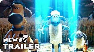Download A SHAUN THE SHEEP MOVIE FARMAGEDDON Trailer (2019) Video