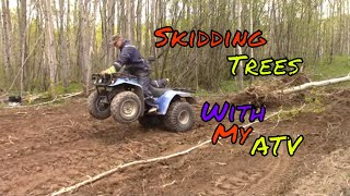 Download Clearing Land For Another Small Garden/ Off Grid Homesteading Video
