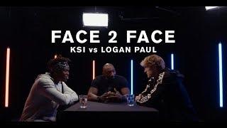 Download KSI vs. Logan Paul - FACE 2 FACE Video