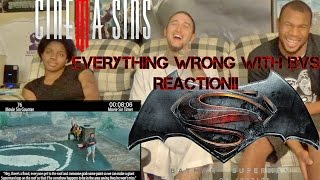 Download Everything Wrong With Batman V Superman LATE REACTION! Video