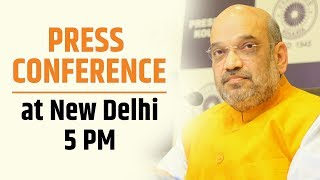 Download Press Conference by Shri Amit Shah on Gram Swaraj Abhiyaan: 22.05.2018 Video