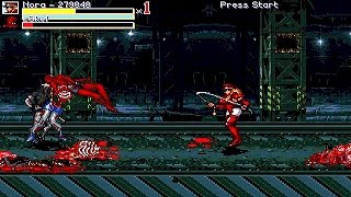 Download OpenBoR games: Russian OpenBoR Mod playthrough part 2: Streets of Rage Zombies (Bad Ending) Video