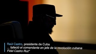 Download ″Yo soy Fidel″: la despedida cubana del padre de la revolución Video