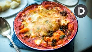Download Baked 3 Cheese Gnocchi Recipe! Video