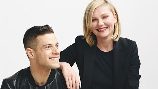 Download Kirsten Dunst & Rami Malek - Actors on Actors - Full Conversation Video