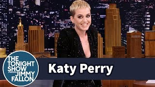 Download Katy Perry Explains That Eye in Her Mouth on the Witness Album Cover Video