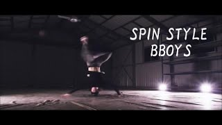 Download SPIN STYLE POWERTRICKS BBOYS Video