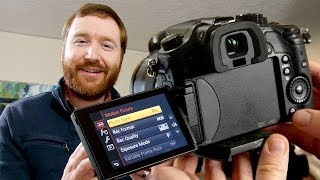 Download How to set up your new Panasonic GH4 for Filmmaking Video