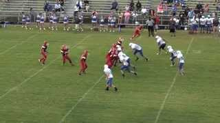 Download Blountstown Middle School Unbelievable Play for Touchdown Video