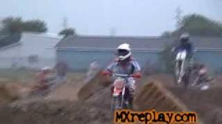 Download Jordans first year motocross / supercross race age 8 KTM 65 Video
