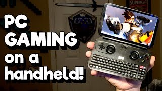 Download PC Gaming on a Handheld - GPD Win Review Video