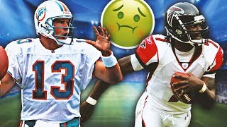Download 10 TALENTED NFL Quarterbacks that ALWAYS Had the WORST Supporting Casts Video
