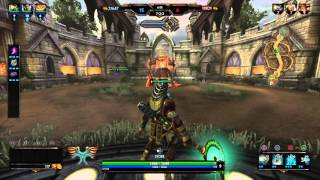Download SMITE Closed alpha PS4 Anubis gameplay part 1 Video