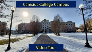 Download Canisius College Campus Video Tour Video