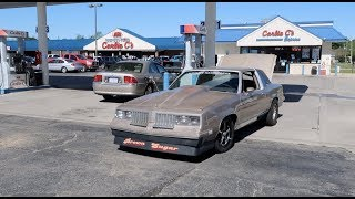 Download Turbo LS Cutlass Hits the STREETS!!! BROWN SUGAR ON THE MOVE!!!! Video