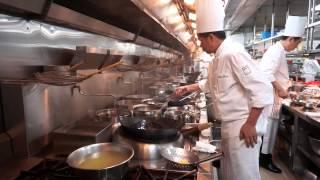 Download In The Kitchen at Shang Palace at Kowloon Shangri-La in Hong Kong Video