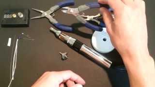 Download Kanger Protank Bottom Coil Rebuild HD Close Up Video
