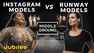 Download Instagram vs Runway Models: Can Anyone Be a Model? Video