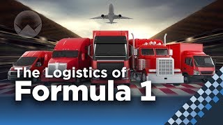 Download The Insane Logistics of Formula 1 Video