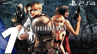 Download Resident Evil 4 (PS4) - Gameplay Walkthrough Part 1 - Prologue [1080P 60FPS] Video
