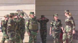 Download شاهد تقرير بي بي سي نساء ايزيديات مستعدات للقتال ضد تنظيم داعش Video