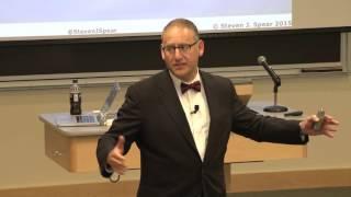Download Executive Education Workshop: Steven Spear Video