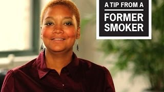 Download CDC: Tips From Former Smokers - Tiffany: How I Quit Smoking Video