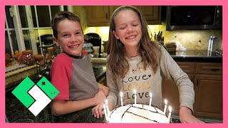 Download SIERRA'S FAMILY BIRTHDAY PARTY (11.27.15 - Day 1336) | Clintus.tv Video