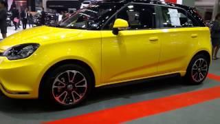 Download MG3 Hatchback 1.5 V Sunroof ราคา 579,000 บาท Video