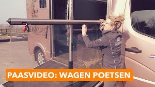 Download Paaseieren zoeken en wagen poetsen | PaardenpraatTV Video