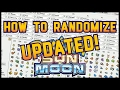 Download How to RANDOMIZE Pokemon Sun and Moon! UPDATED! Video