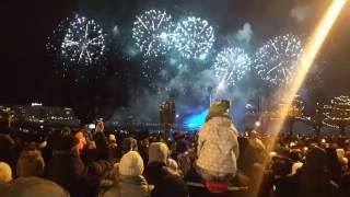Download Latvian independence day, Fire Works Video