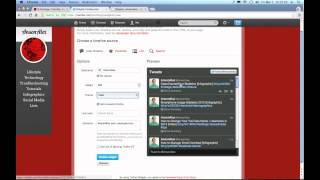 Download How to Embed a Twitter Feed in a Website 2013 Video