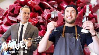 Download Brad Makes Beet Kvass | It's Alive | Bon Appétit Video