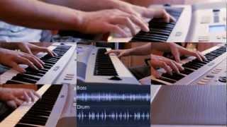Download Stepan Vasiliev - Pulsar (Home Recording, FL studio, midi keyboard, Kontakt 4) Video