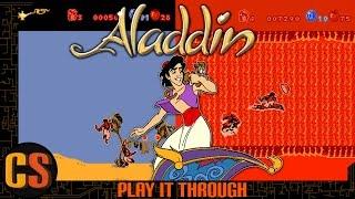 Download ALADDIN (NES) - PLAY IT THROUGH Video