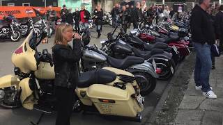 Download Hells Angels Mc meet bandidos Mc On The Road 1% Video