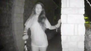 Download What to Do If Someone Rings Your Doorbell Overnight Video