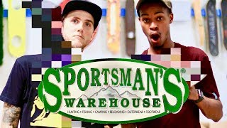 Download Skate Everything Wars Sportsman's Warehouse! Video