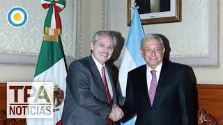 Download Fernández dijo que habló con López Obrador sobre ″poner en valor el vínculo comercial″| #TPANoticias Video