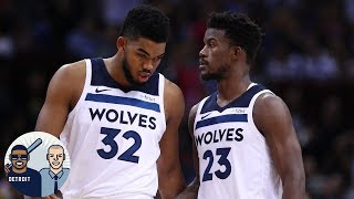Download Jalen Rose, David Jacoby break down current issues with Timberwolves | Jalen and Jacoby | ESPN Video