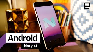 Download Android Nougat: Review Video