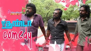 Download Jigarthanda Tamil Movie | Back 2 Back Comedy Scenes | Siddharth | Lakshmi Menon | Bobby Simha Video