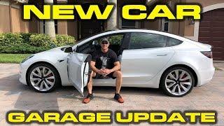 Download GARAGE UPDATE - Tesla Model 3 Dual Motor Performance Review and Testing Video