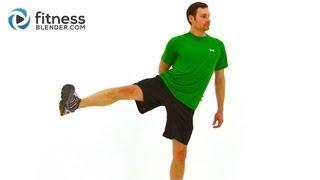 Download Fitness Blender Beginner Balance Workout - Beginner Exercises for Balance and Toning Video