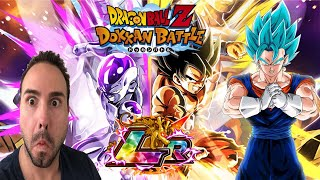 Download MOST RIDICULOUS LUCK?!?! NEW LR Goku & Frieza Summoning Event! Dragon Ball Z Dokkan Battle Video