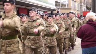Download Newcastle Remembrance Day Parade 2016 Video
