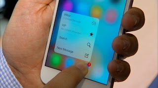 Download What is 3D Touch? Video