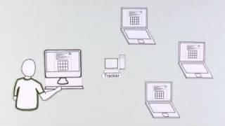 Download BitTorrent, how it works? Video