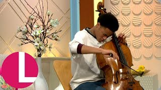 Download Royal Wedding Cellist Sheku Kanneh-Mason Performs Live on Lorraine! | Lorraine Video